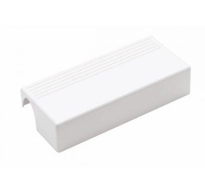 White Soap Holder