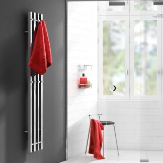 Vertical Heated Towel Rail