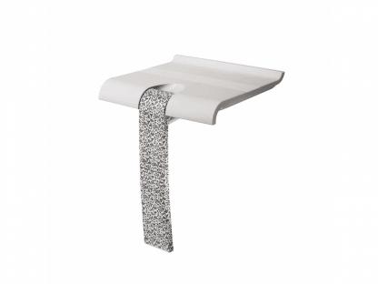 Baroque Shower Seat White Arsis Fantasy