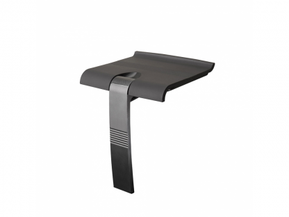 Carbon Grey Shower Seat